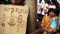 The British government is to deport 60 Sri Lankan Tamils (Image: Getty)