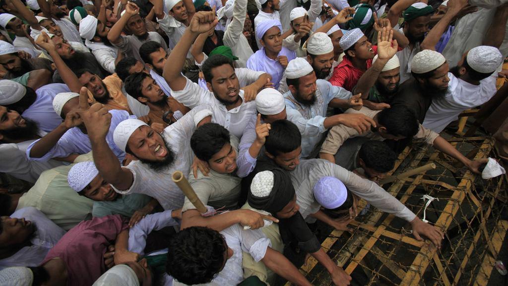 Dhaka, (Reuters)