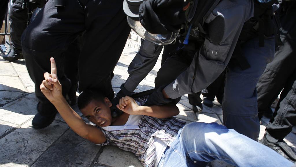 Jerusalem (Reuters)