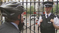 Andrew Mitchell and the police: Reconstruction (remixed)