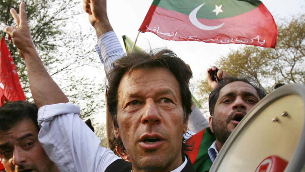 Imran Khan: Question and answers with Channel 4 News. (Reuters)