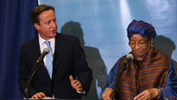 If increasing spending on overseas aid were a vote winner, David Cameron would surely have something to shout about. But is public opinion on his side? (Getty)