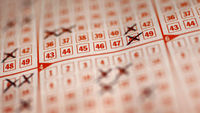 A lottery ticket (Reuters)