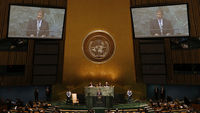United Nations General Assembly (Reuters)