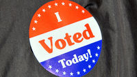 I voted today badge (getty)