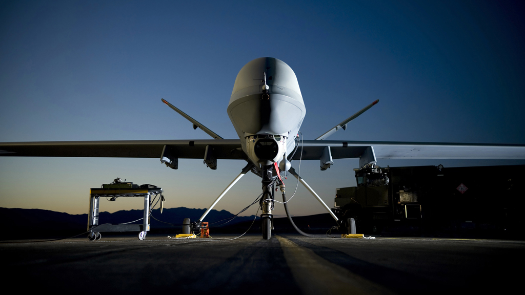 £2bn UK drone spend could pay for 30,000 new troops. (Getty)