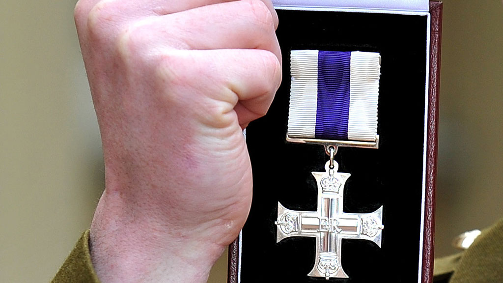 The Military Cross (Getty)