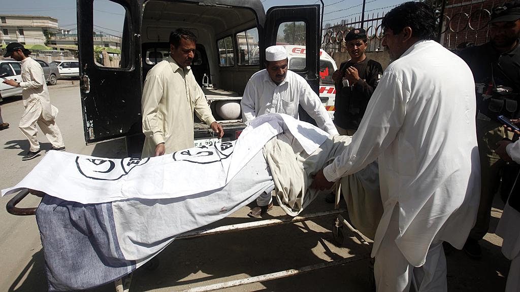 Pakistan power station destroyed, seven killed (Image: Reuters)