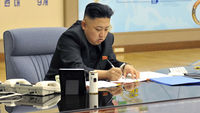 South Korea warns that there are indications North Korea is preparing a fourth nuclear test (picture: Reuters)