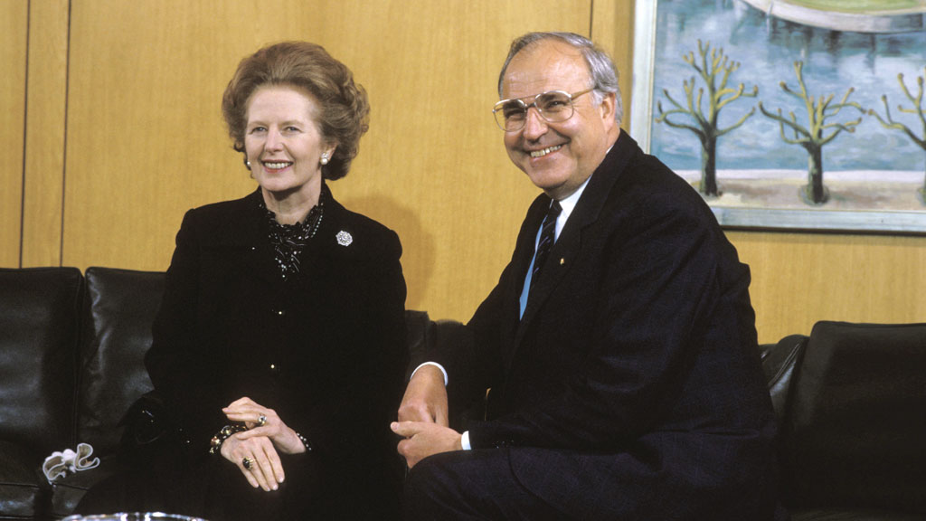As David Cameron and Angela Merkel meet for talks, the prime minister and German chancellor will be striving for warmer relations than their predecessors Margaret Thatcher and Helmut Kohl enjoyed (G)