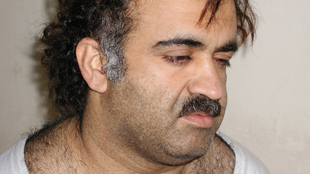Khalid Shaikh Mohammed is the most high profile prisoner at Guantanamo Bay (picture: Reuters)