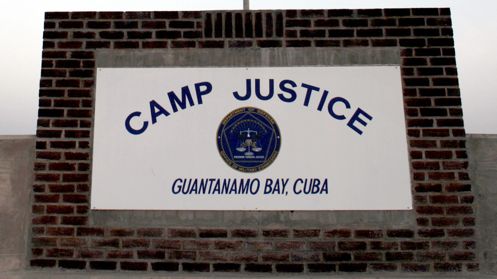 The Constitution project taskforce has called for Guantanamo Bay to be closed by the end of 2014 (picture: Reuters)