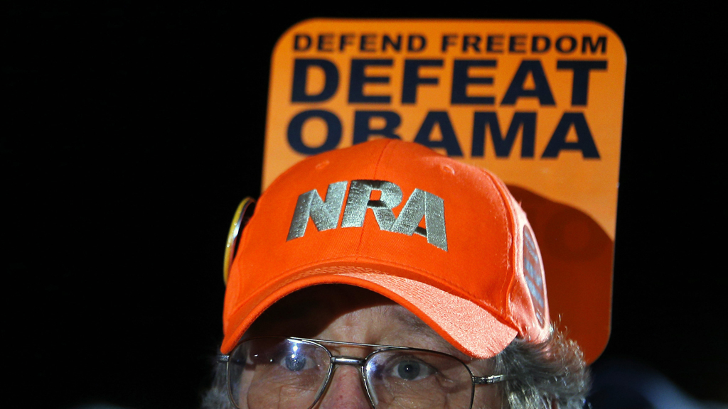 NRA supporter