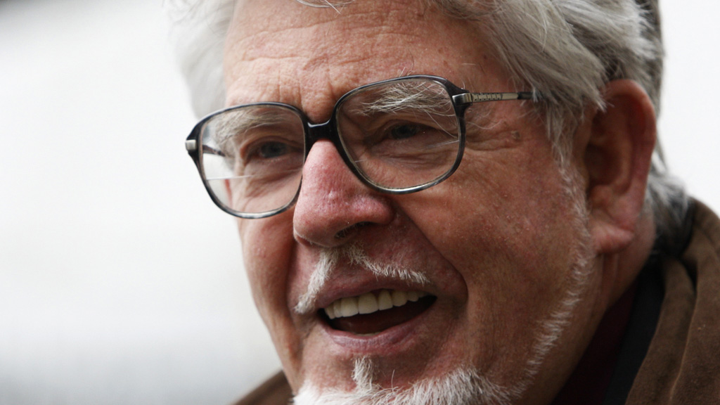 Rolf Harris is named as the veteran entertainer who was arrested by police investigating allegations of sexual abuse following the Jimmy Savile scandal.