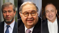 Russians dominate the Sunday Times Rich List of the wealthiest people in the UK and Ireland