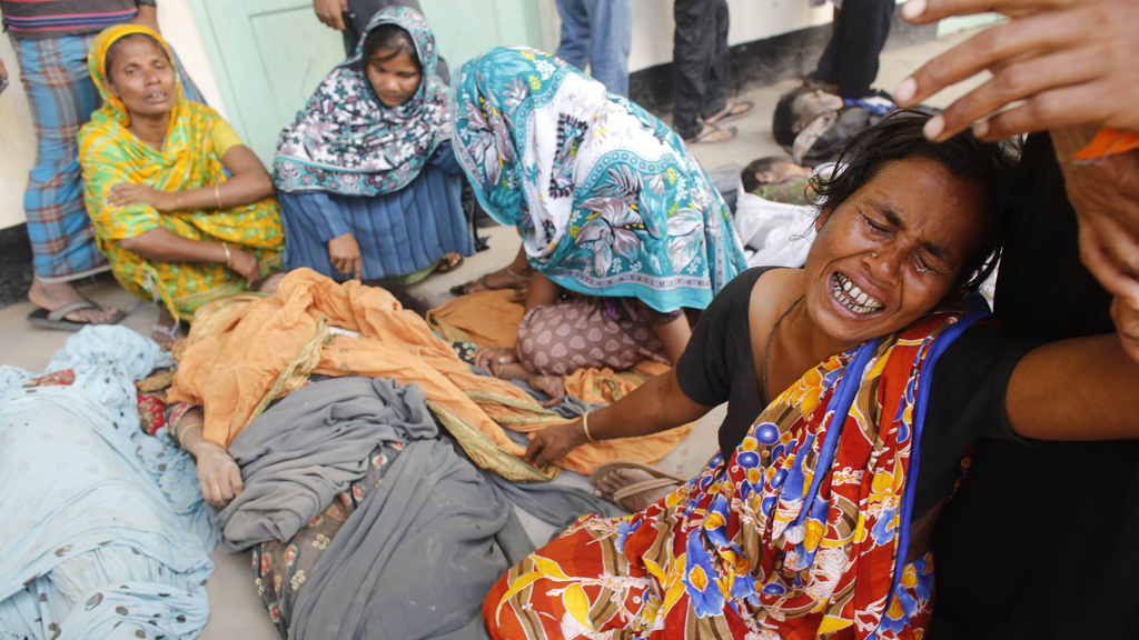 Bangladesh building collapse: what price fast fashion