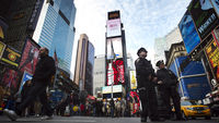 Boston bomb suspects 'planned Time Square attack' (G)