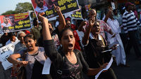 Amnesty International brands Sri Lanka's government a regime
