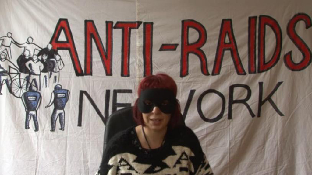 The Anti-Raids Network (ARN)