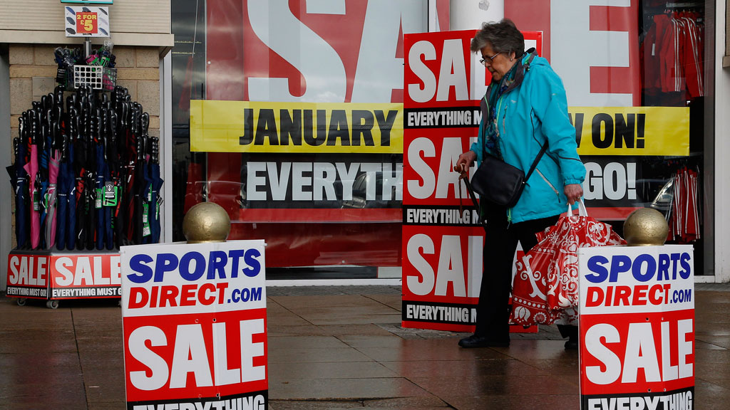 Protests expected outside Sports Direct stores