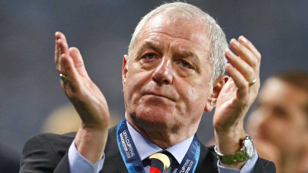 Walter Smith resigns as chairman of Rangers (picture: Reuters)