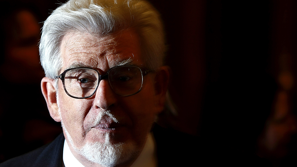 Rolf Harris arrested in connection with Operation Yewtree (Image: Reuters)