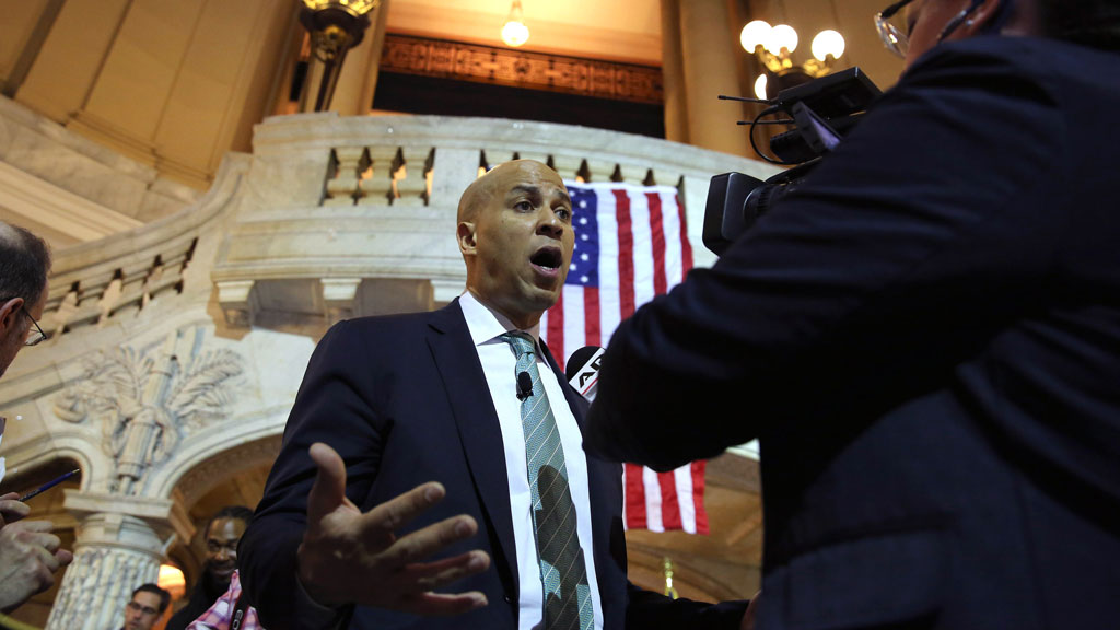 Cory Booker (getty)