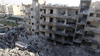 Syria bomb damage (reuters)