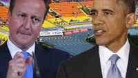 David Cameron and Barack Obama rule out Sochi boycott (Reuters)