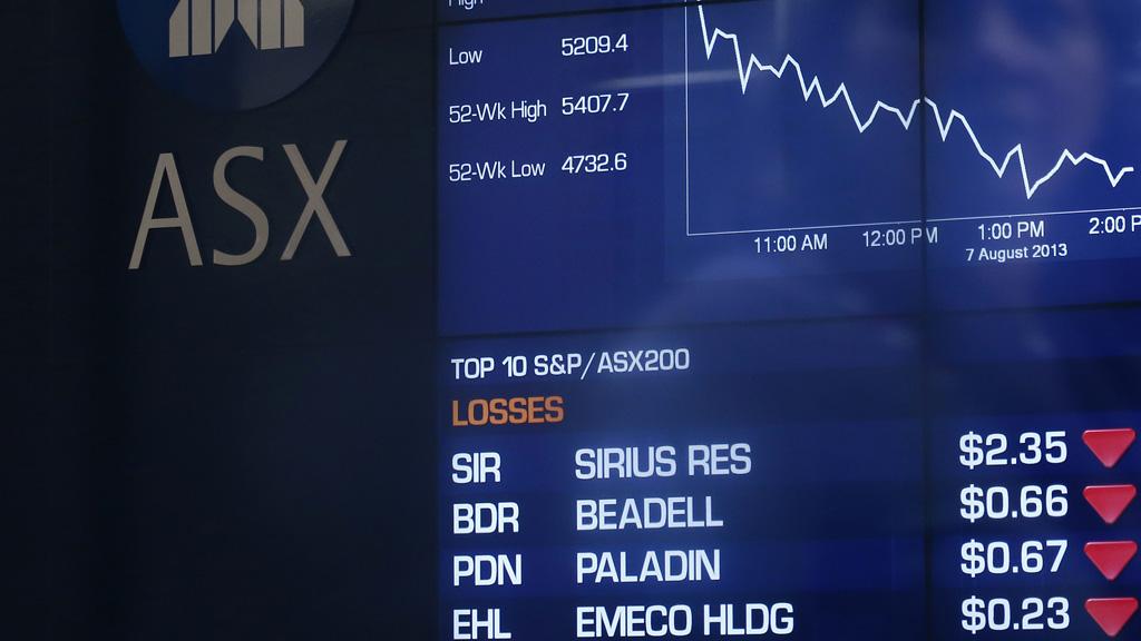 The Australian stock exchange (picture: Reuters)