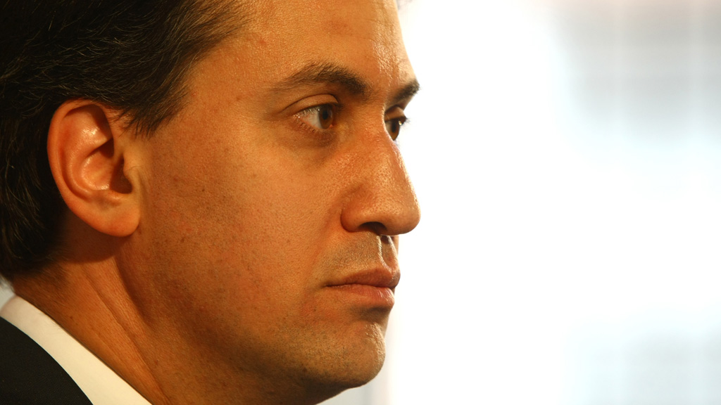 Ed Miliband faces criticism for a lack of attacks on the government over the summer (picture: Getty)