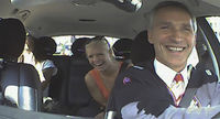 Norwegian prime minister undercover as cabbie