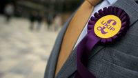 Ukip chief executive Will Gilpin steps down after eight months in the job (picture: Getty)
