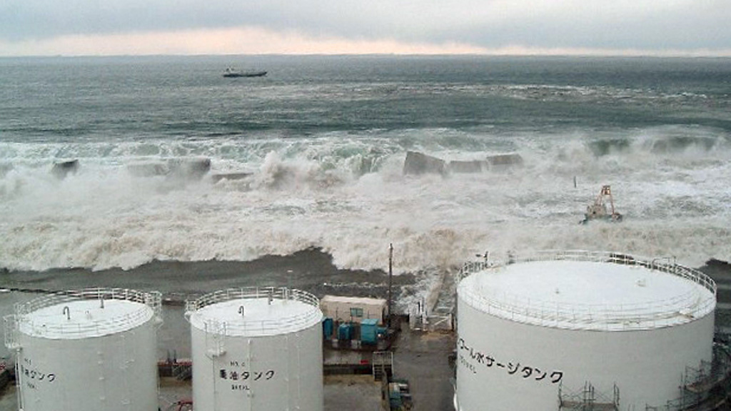 Fukushima nuclear leak: concerns raised over Pacific contamination (picture: Reuters)