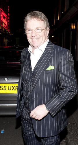 Comedian Jim Davidson told no further action after arrest over sex abuse allegations