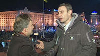 Vitali Klitschko: we want change in Ukraine  - video