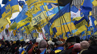 Anti-government rallies mobilise in Ukraine