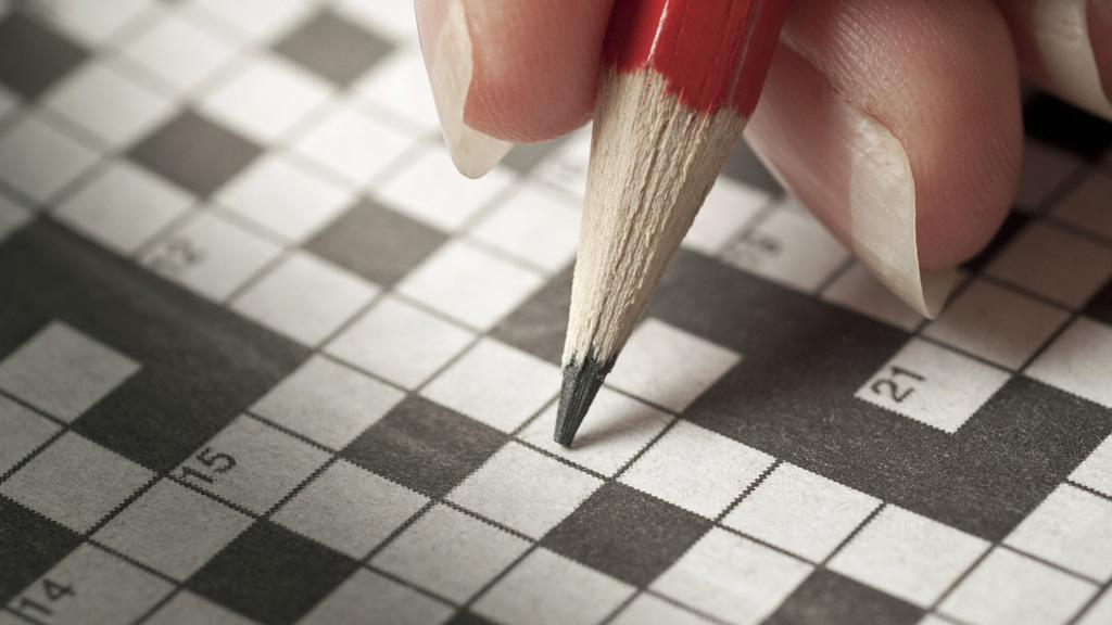 Crossword centenary anniversary cryptic