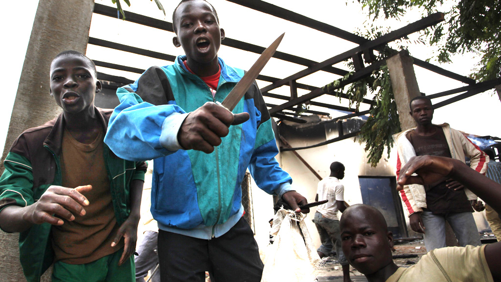 central african republic revenge death toll rises channel 4 news