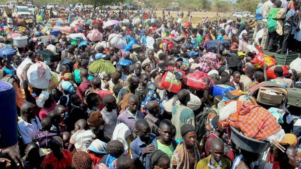 Fleeing South Sudan (G)