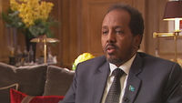 Somali president - the full interview