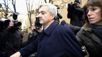 Chris Huhne changes plea to guily over speeding charges (R)