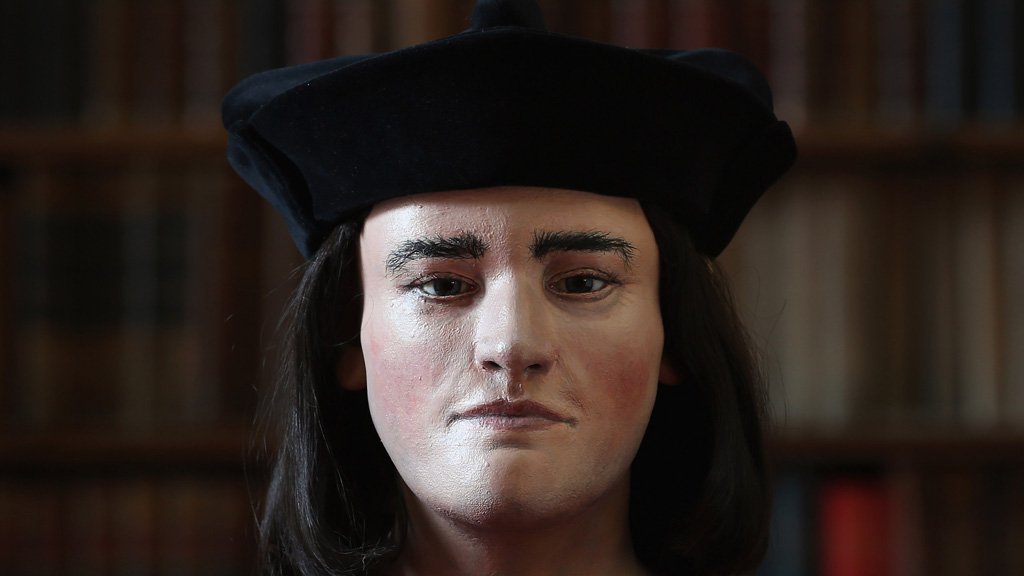 The true face of Richard III? (Getty)