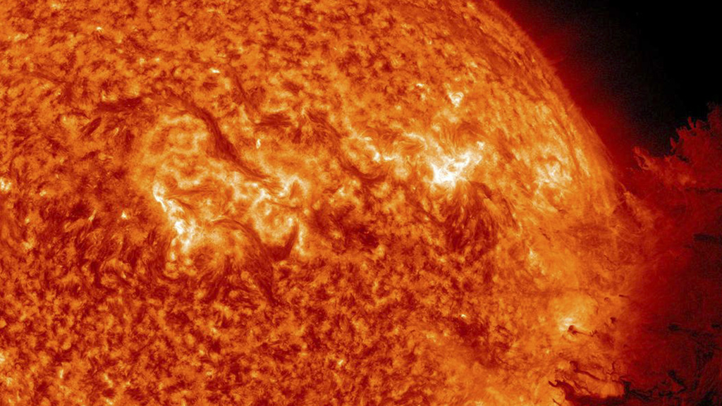 A solar superstorm could trigger black-outs, knock out satellites, and disrupt aircraft and shipping, says a study - and the UK needs a new body to brace itself against the event.