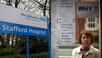 Mid Staffordshire care scandal report to be published (G)