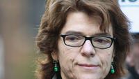 Vicky Pryce denies perverting the course of justice by accepting Chris Huhne's speeding points (Getty)