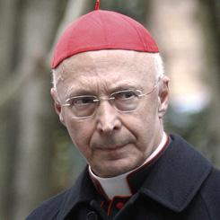 Cardinal Angelo Bagnasco (picture: Reuters)