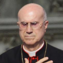Cardinal Tarcisio Bertone (picture: Getty)