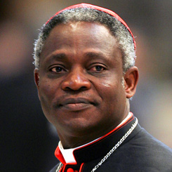 Cardinal Peter Turkson (picture: Reuters)