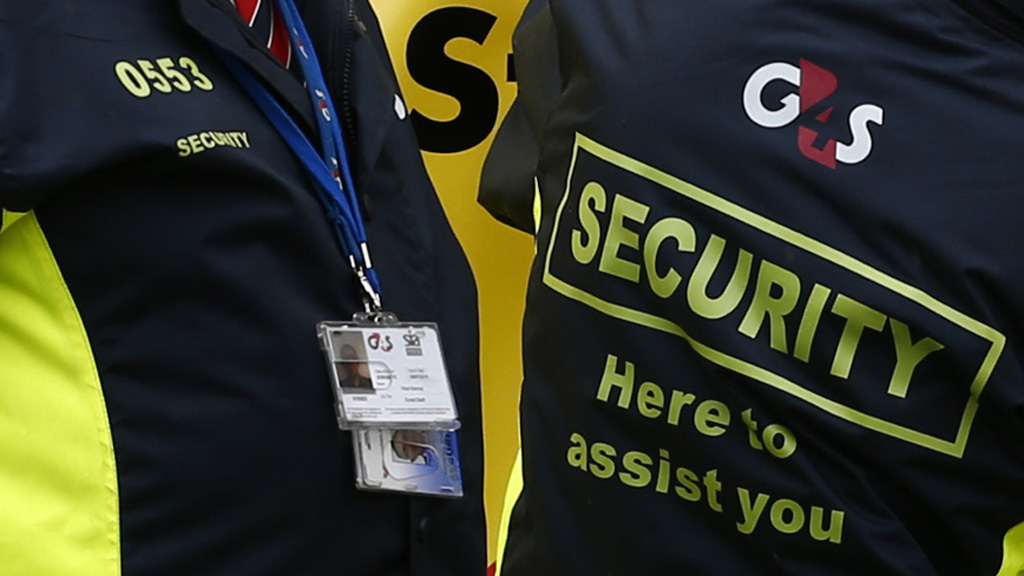 G4S has taken an £85m hit on its bungled Olympic contract (picture: Reuters)